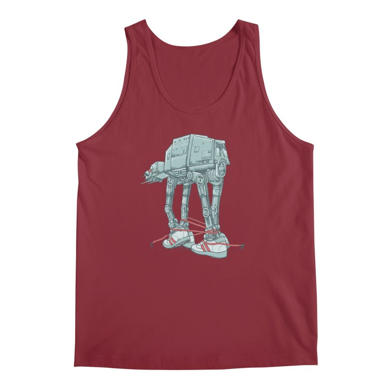 AT - A TIE Men's Tank by alvarejo's Shop