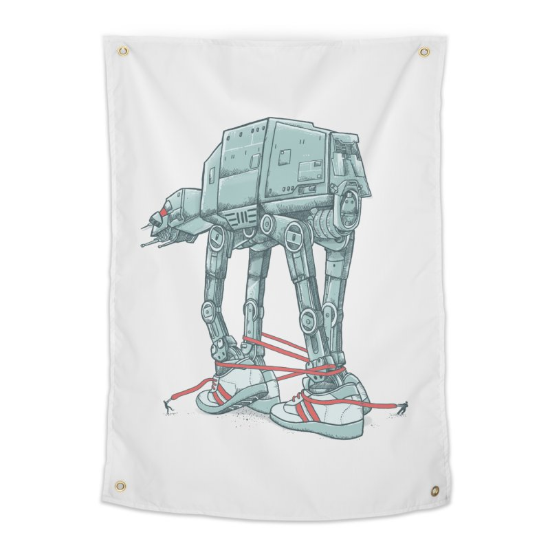 AT - A TIE Home Tapestry by alvarejo's Shop