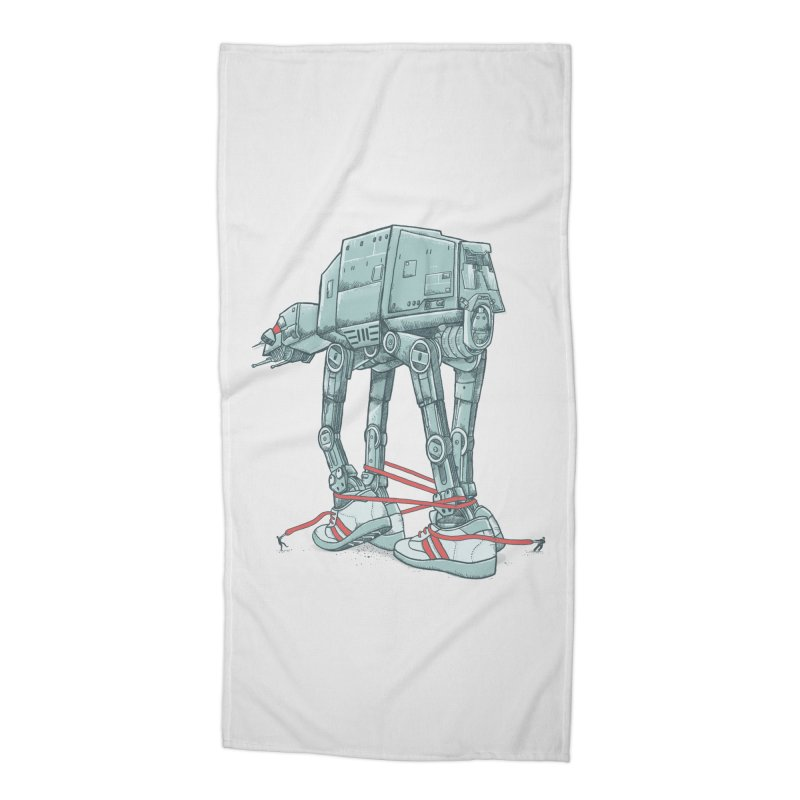 AT - A TIE Accessories Beach Towel by alvarejo's Shop