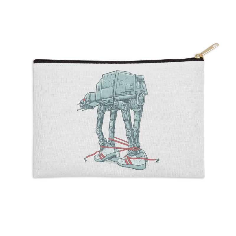 AT - A TIE Accessories Zip Pouch by alvarejo's Shop