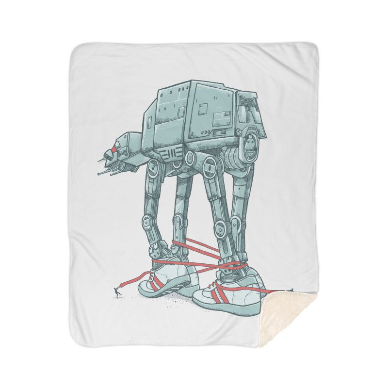 AT - A TIE Home Sherpa Blanket Blanket by alvarejo's Shop