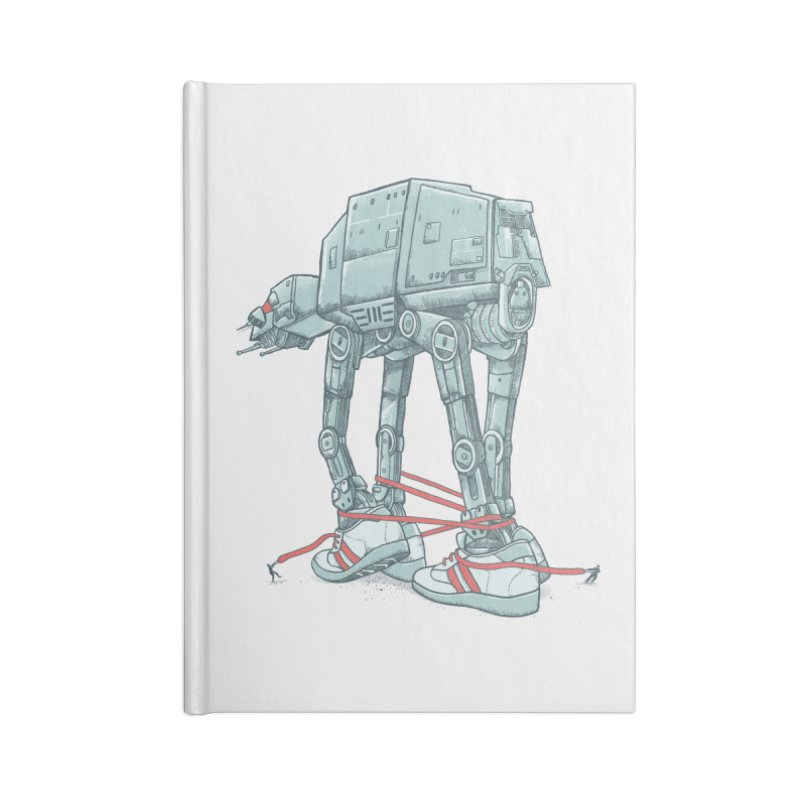 AT - A TIE Accessories Notebook by alvarejo's Shop