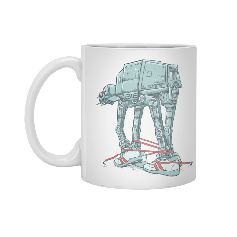AT - A TIE Accessories Mug by alvarejo's Shop