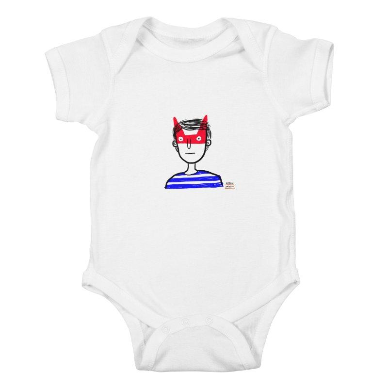 Bichi Kids Baby Bodysuit by Amalia Andrade