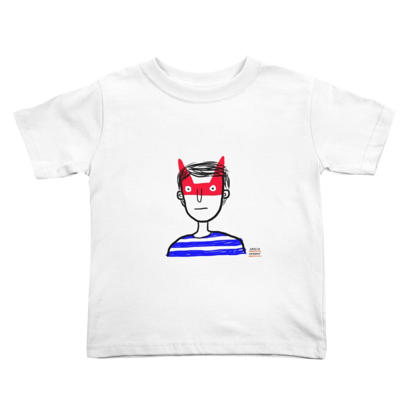 Bichi Kids Toddler T-Shirt by Amalia Andrade