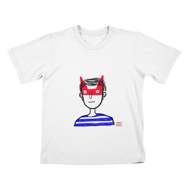 Bichi Kids T-shirt by Amalia Andrade
