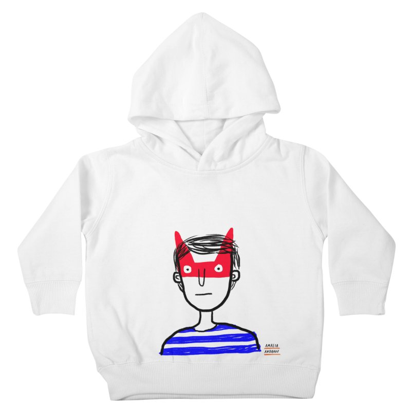 Bichi Kids Toddler Pullover Hoody by Amalia Andrade