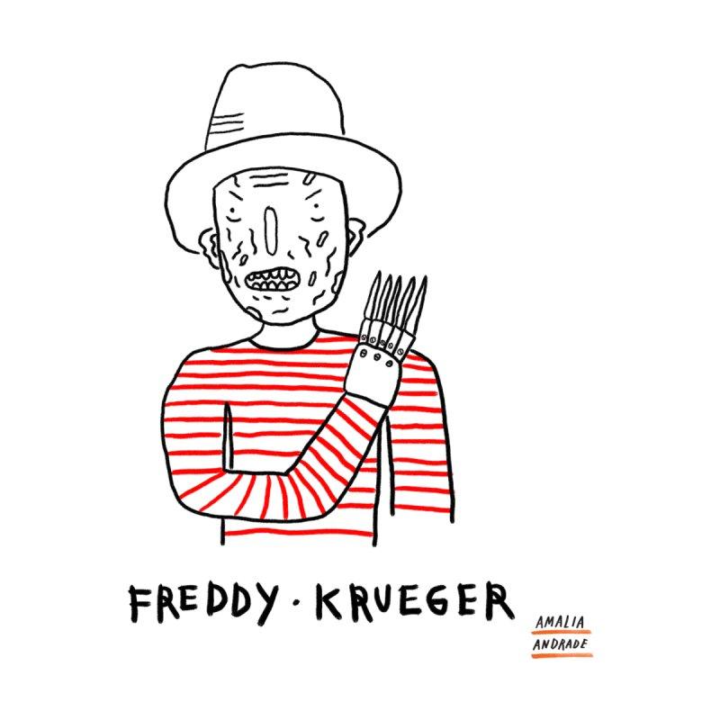 Freddy Krueger by Amalia Andrade