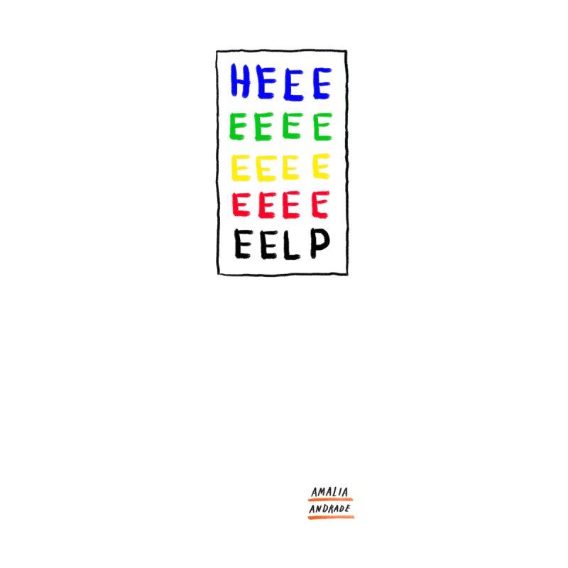 HEEEEEEEELP by Amalia Andrade