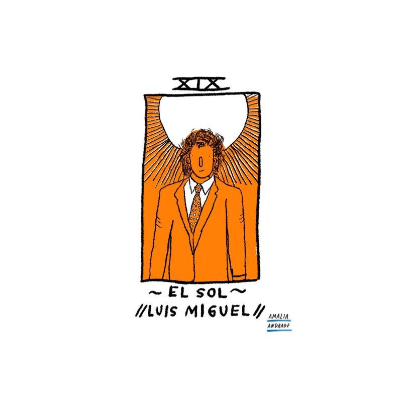 El Sol // Luis Miguel // by Amalia Andrade