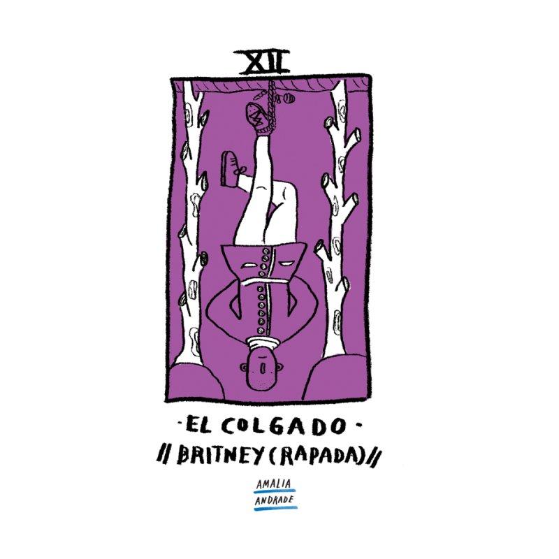 El colgado // Britney (rapada) // by Amalia Andrade