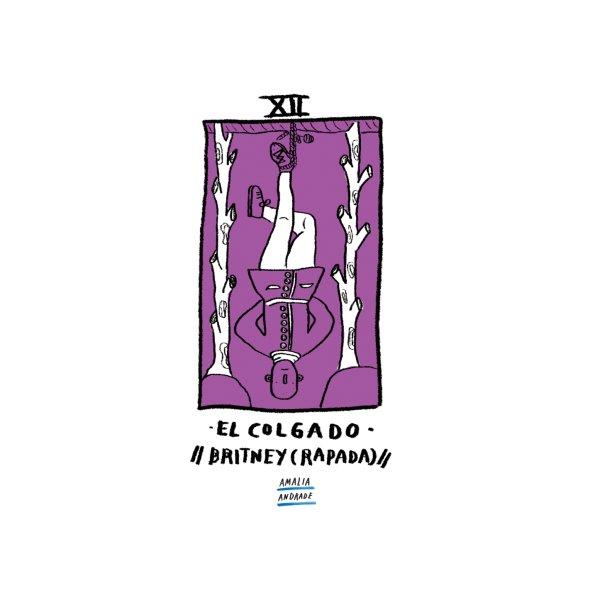 image for El colgado // Britney (rapada) //