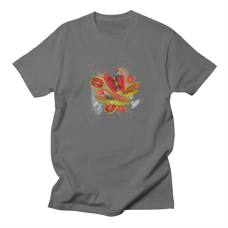 Beautiful And Deadly Men's T-shirt by amandadilworth's Artist Shop