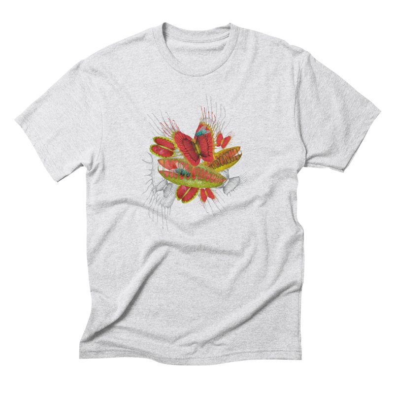 Beautiful And Deadly Men's Triblend T-Shirt by amandadilworth's Artist Shop