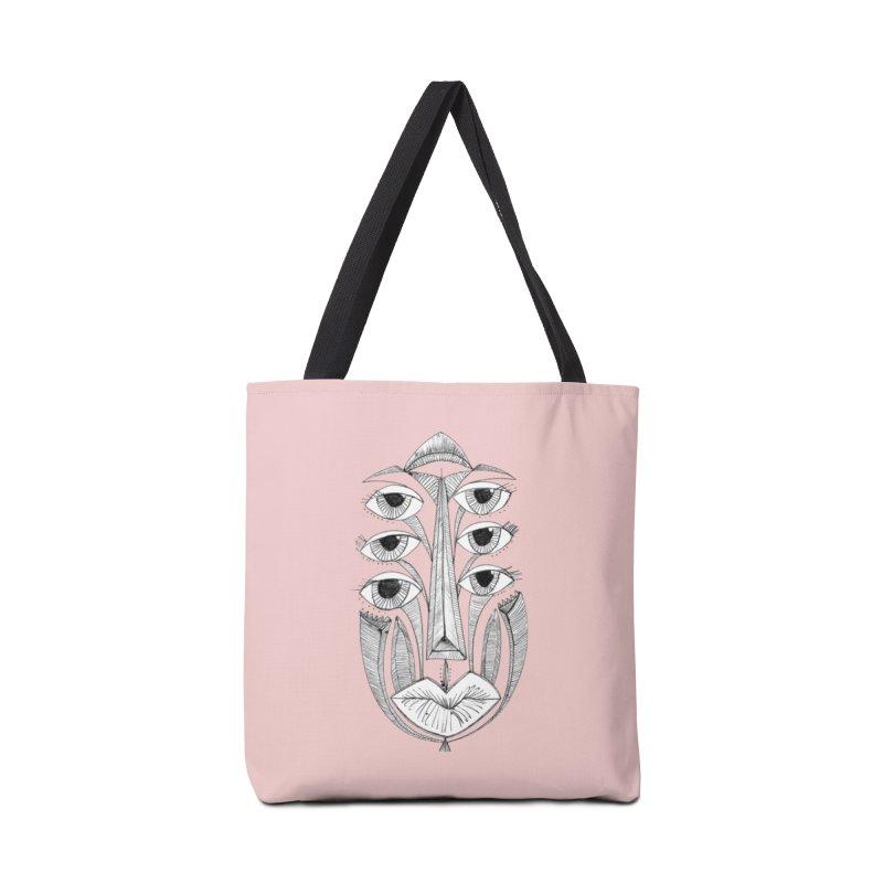 3rd Eye Open Accessories Tote Bag Bag by Amanda Seales