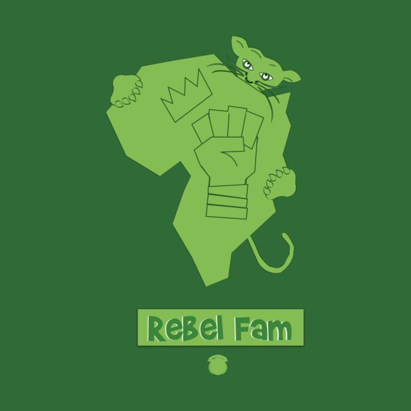 Rebel Fam by Amanda Seales
