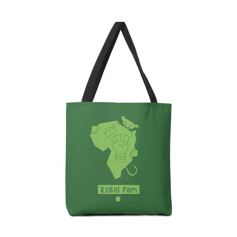 Rebel Fam Accessories Tote Bag Bag by Amanda Seales
