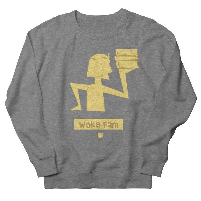 WOKE FAM Women's Sweatshirt by Amanda Seales