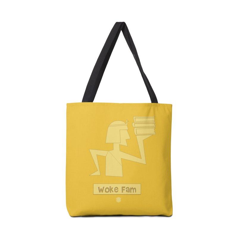 WOKE FAM Accessories Tote Bag Bag by Amanda Seales