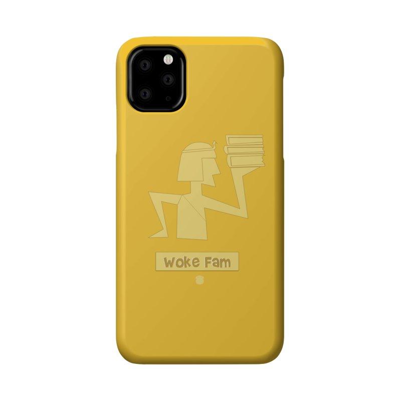 WOKE FAM Accessories Phone Case by Amanda Seales