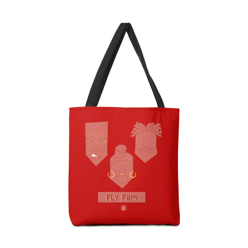 FLY FAM Accessories Tote Bag Bag by Amanda Seales