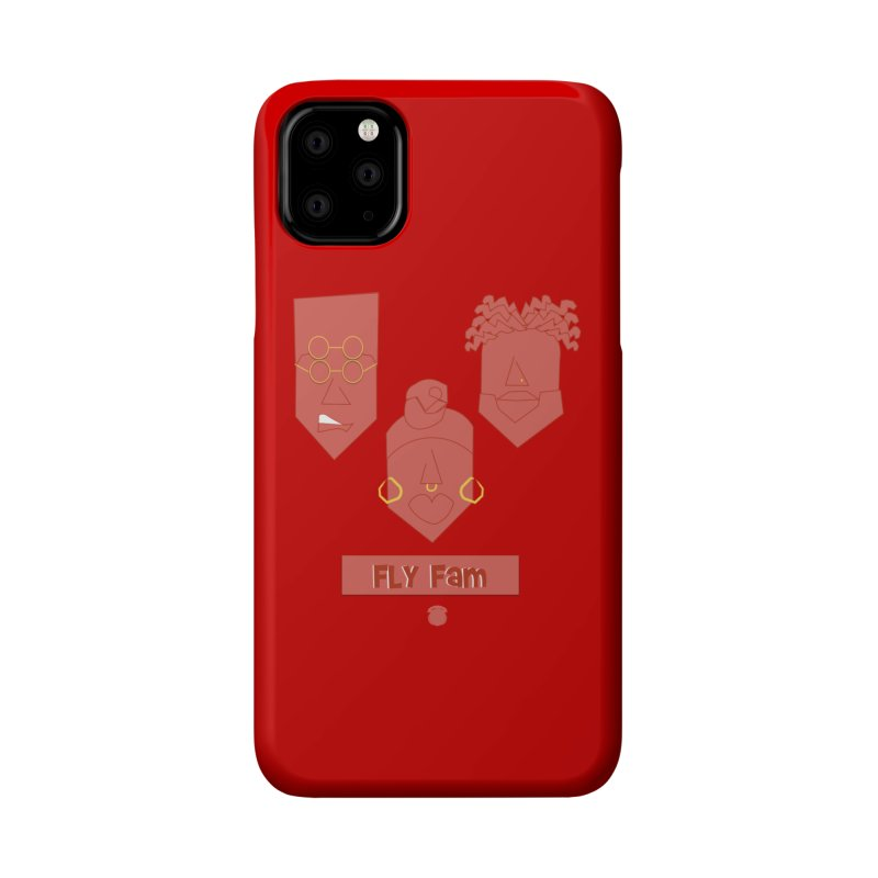 FLY FAM Accessories Phone Case by Amanda Seales
