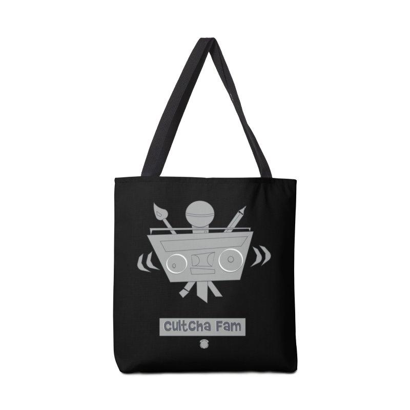 CULTCHA FAM Accessories Tote Bag Bag by Amanda Seales