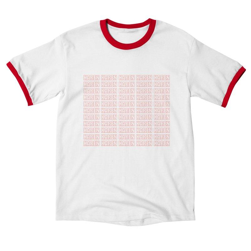 Hella Karens Men's T-Shirt by Amanda Seales