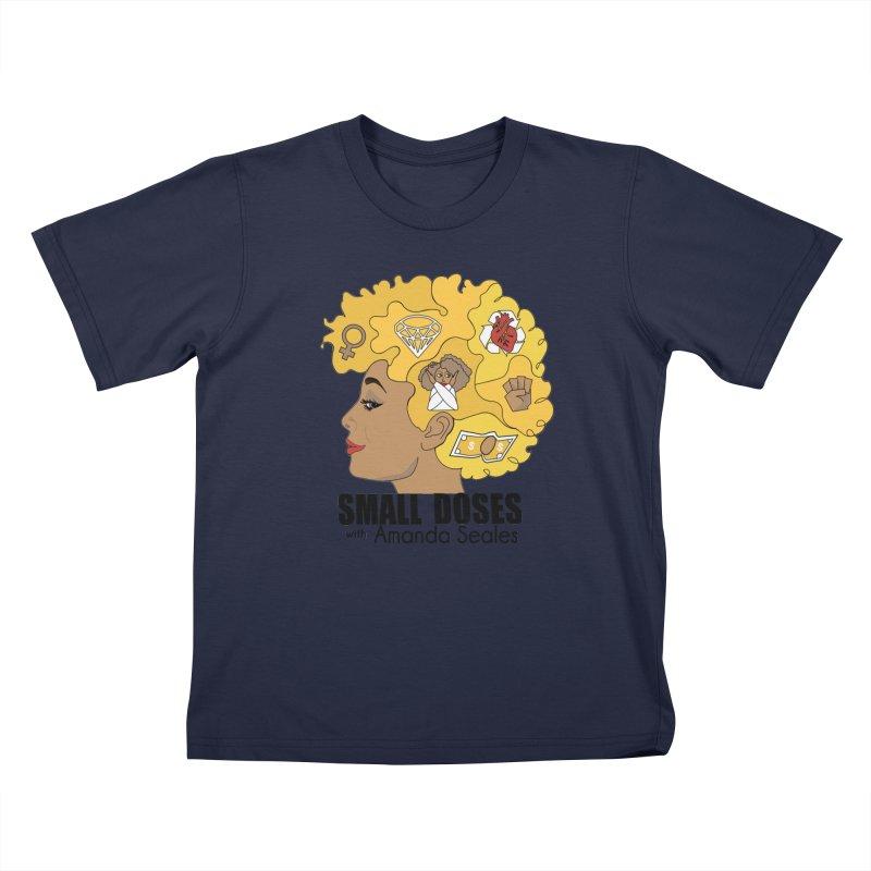 Small Doses Kids T-Shirt by Amanda Seales