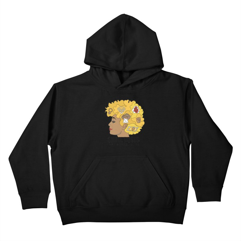 Small Doses Kids Pullover Hoody by amandaseales's Artist Shop