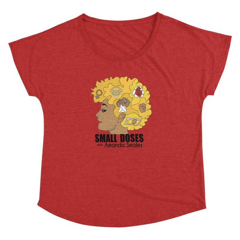 Small Doses Women's Dolman by amandaseales's Artist Shop