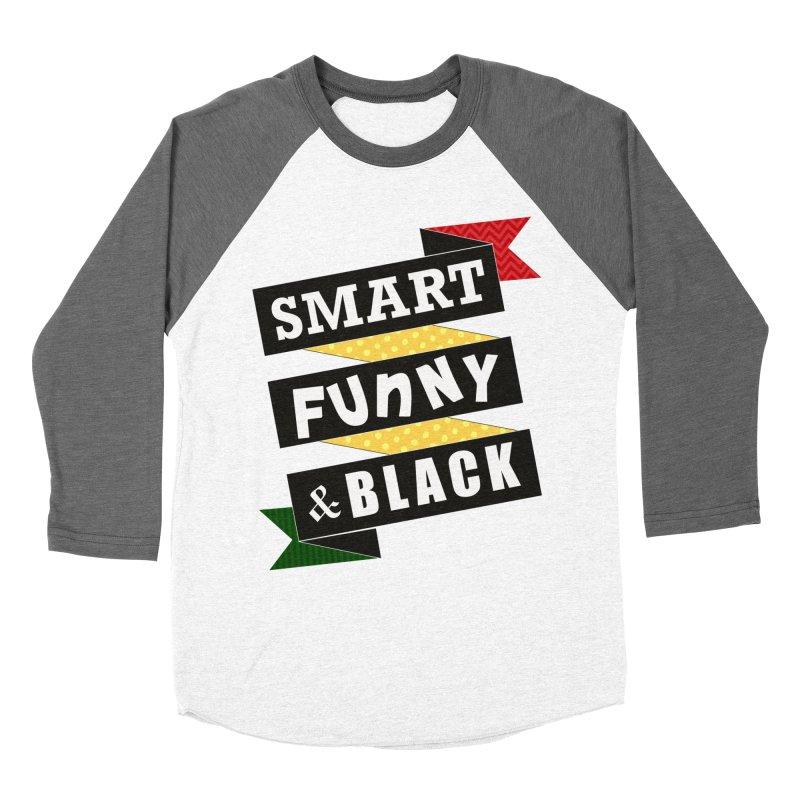 Smart Funny & Black Women's Longsleeve T-Shirt by Amanda Seales