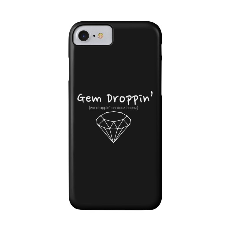 Gem Droppin Accessories Phone Case by Amanda Seales