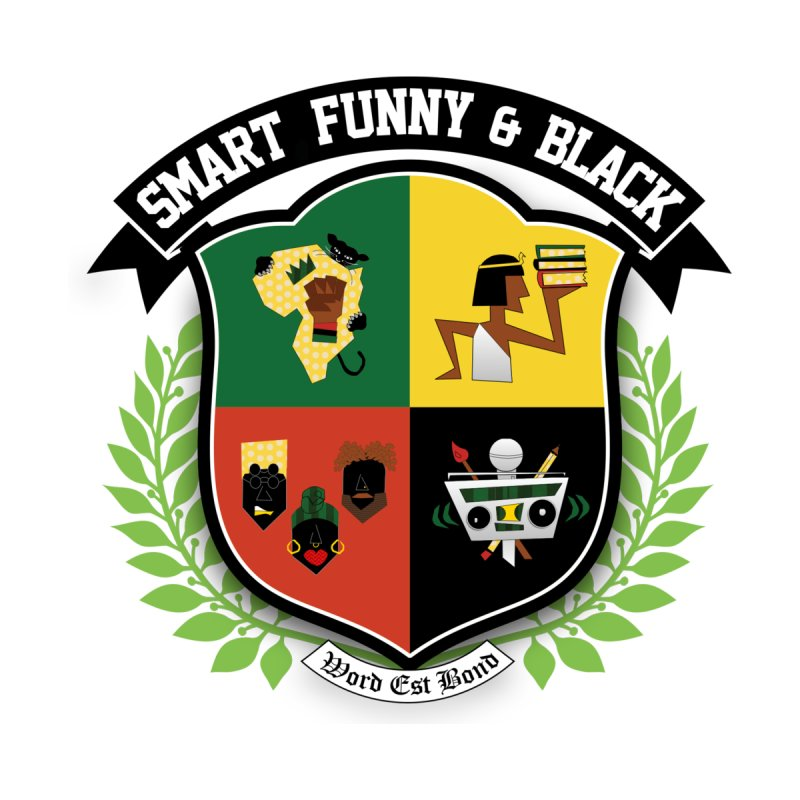 SFB Crest (Black Ink) Men's T-Shirt by Amanda Seales