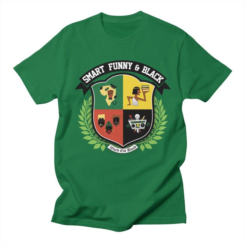 SFB Crest (Black Ink) Women's Unisex T-Shirt by amandaseales's Artist Shop
