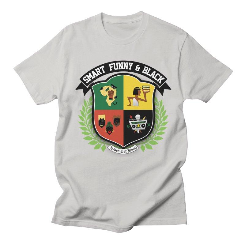 SFB Crest (Black Ink) Men's T-Shirt by amandaseales's Artist Shop