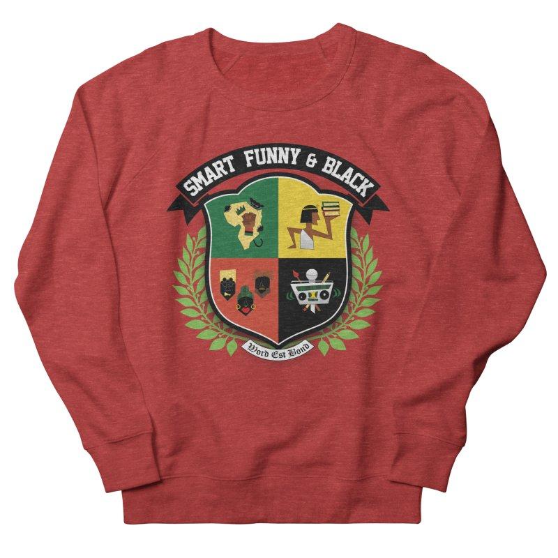 SFB Crest (Black Ink) Women's Sweatshirt by amandaseales's Artist Shop