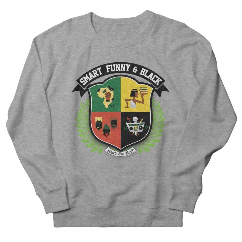 SFB Crest (Black Ink) Men's Sweatshirt by amandaseales's Artist Shop