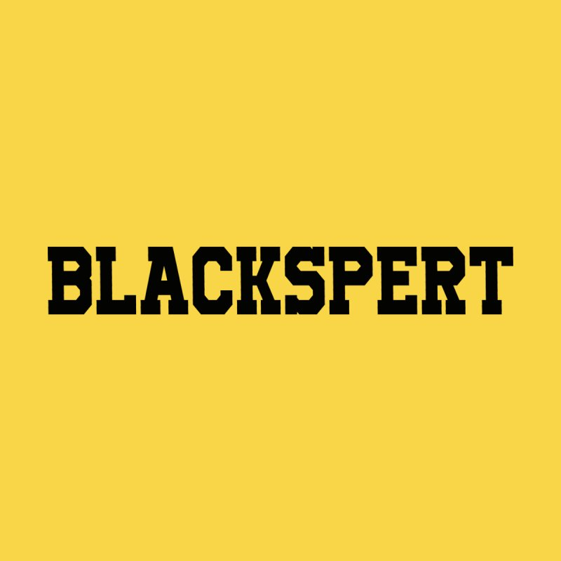 BLACKSPERT (Black Ink) Men's T-Shirt by amandaseales's Artist Shop