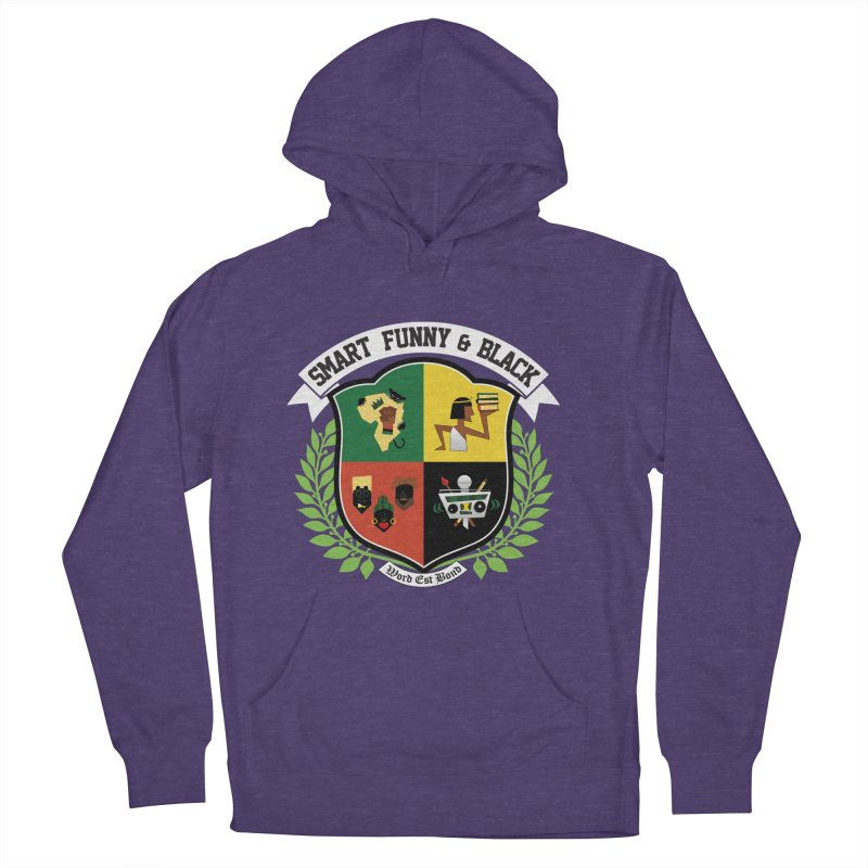 SFB (White Ink) Women's Pullover Hoody by amandaseales's Artist Shop