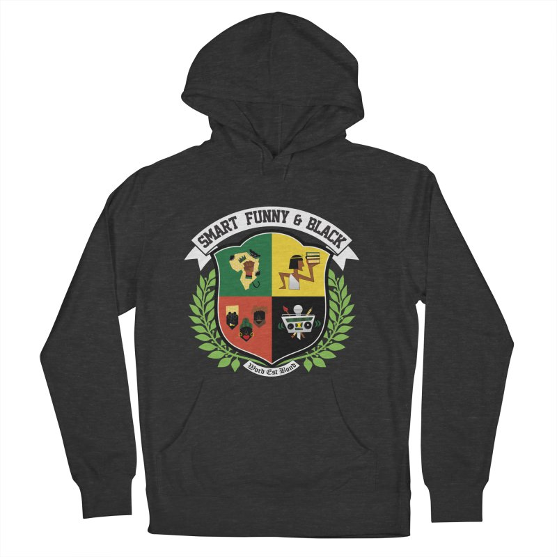 SFB (White Ink) Men's Pullover Hoody by amandaseales's Artist Shop