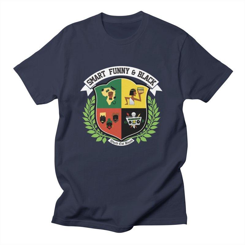 SFB (White Ink) Men's T-Shirt by amandaseales's Artist Shop