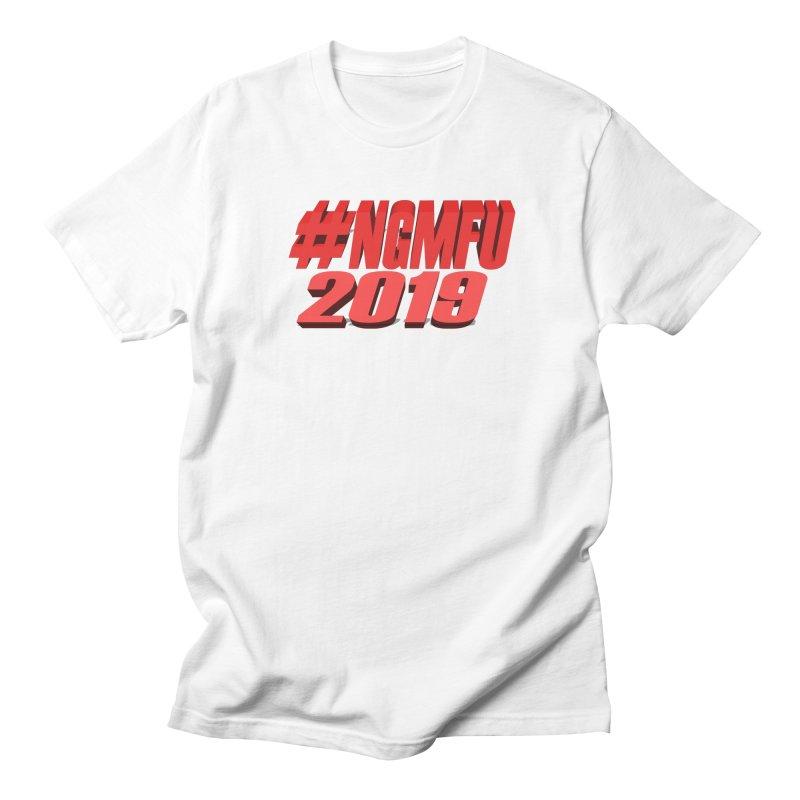 #NGMFU Men's Regular T-Shirt by amandaseales's Artist Shop