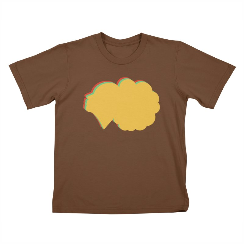 DivaWorks Inc Major! Kids T-Shirt by Amanda Seales