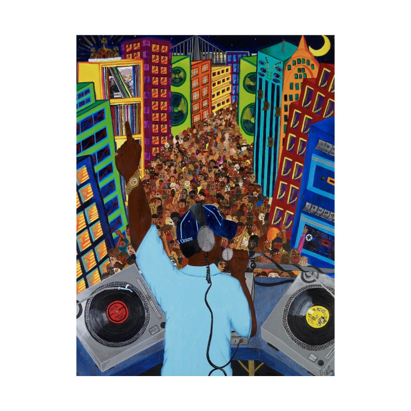 Sound City   by amandaseales's Artist Shop