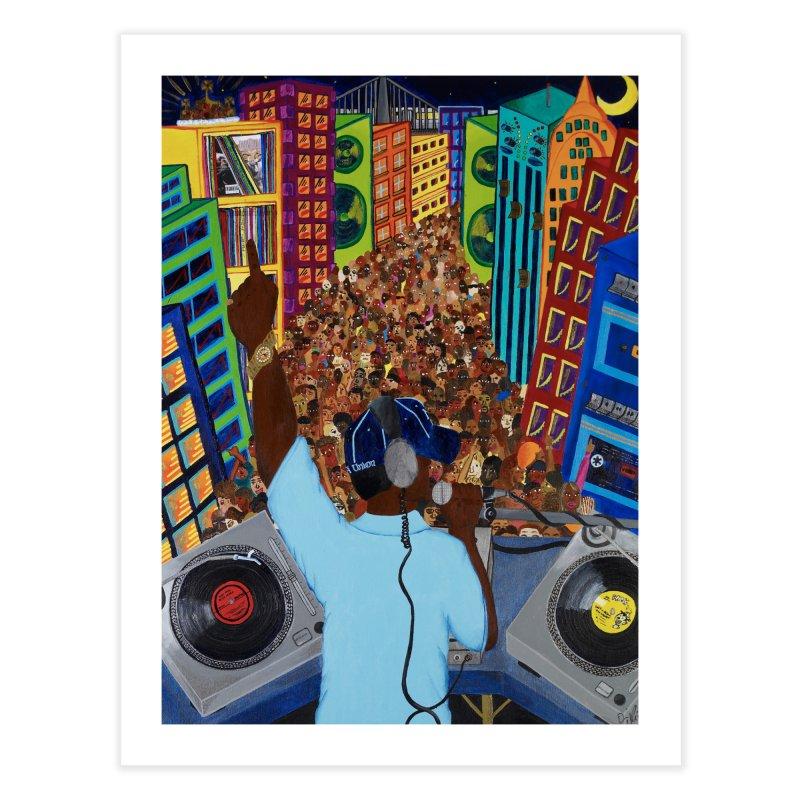 Sound City Home Fine Art Print by Amanda Seales