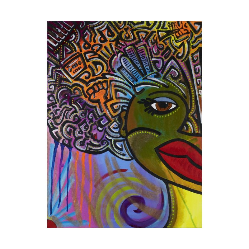 Afro Series 2 by Amanda Seales