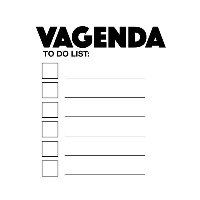 Vagenda by Amanda Seales