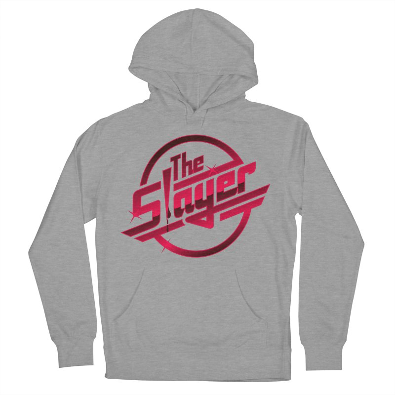 Once More With Slaying Women's Pullover Hoody by AMODesign's Artist Shop