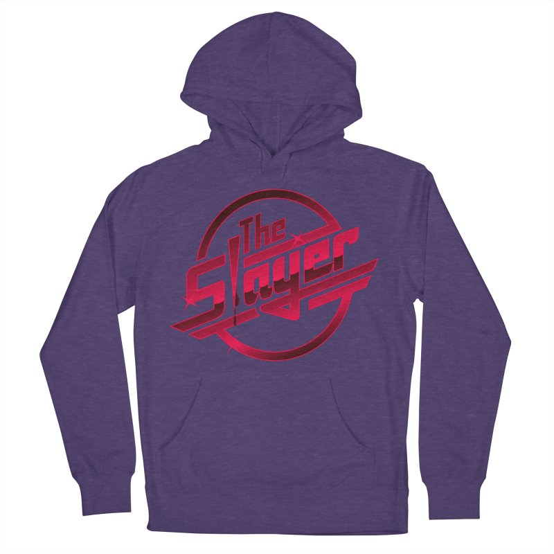 Once More With Slaying Men's Pullover Hoody by AMODesign's Artist Shop